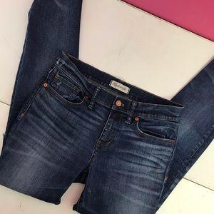 Madewell Jeans - Madewell Skinny Skinny Jeans in Edmonton Wash - 28